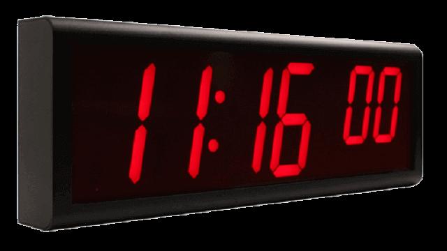 Orologi da parete digitali NTP